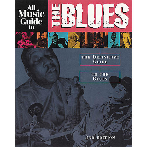 Backbeat Books All Music Guide to the Blues Book-thumbnail