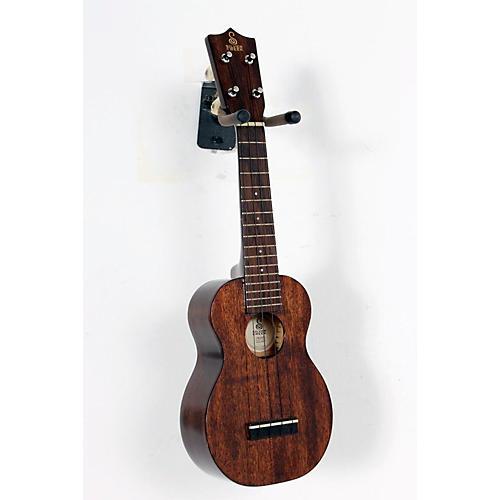 Silver Creek All Solid Soprano ukulele Natural 888365061542