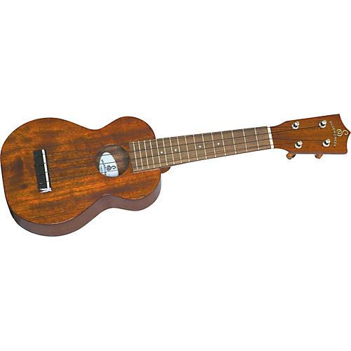 Silver Creek All Solid Soprano ukule