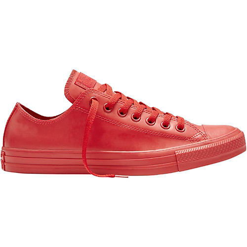 Converse All Star Low Top Rubber - Red 7