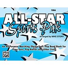 Alfred All-Star Sports Pak Tuba