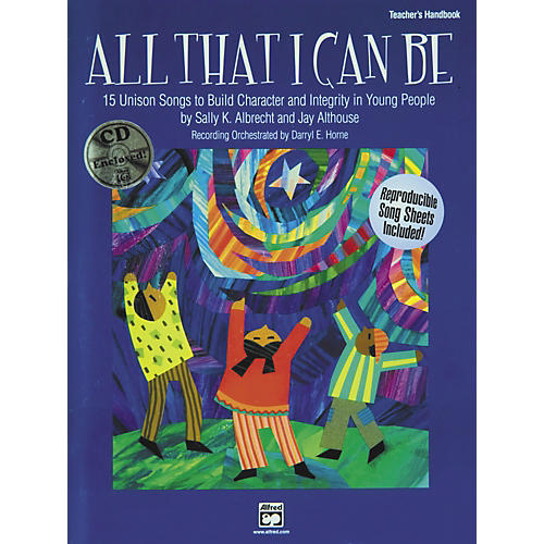 Alfred All That I Can Be Book/CD-thumbnail