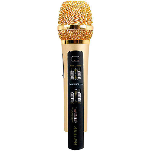 VocoPro All-U Karaoke FM Mic for Android & IOS-thumbnail