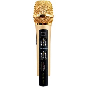 VocoPro All-U Karaoke FM Microphone for Android and IOS by VocoPro