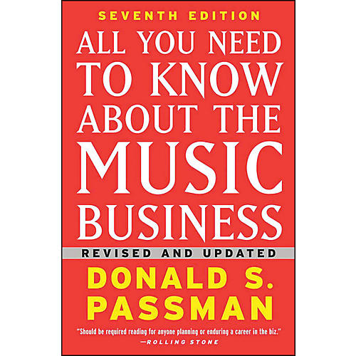 Hal Leonard All You Need To Know About The Music Business