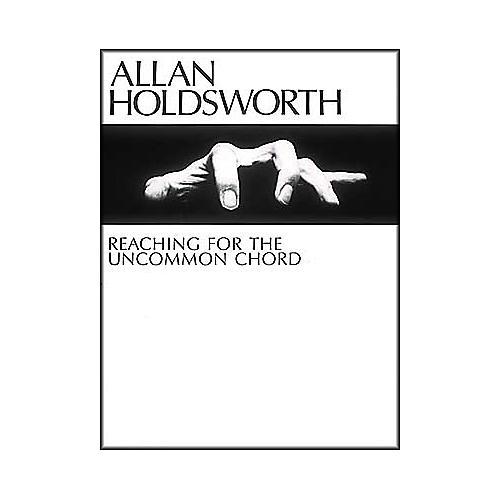 Hal Leonard Allan Holdsworth - The Uncommon Chord Book