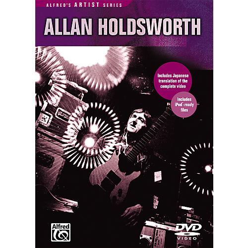 Alfred Allan Holdsworth DVD-thumbnail