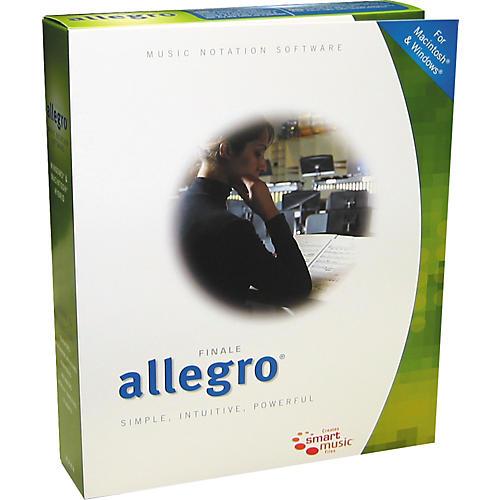 Finale Allegro 2005-thumbnail