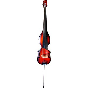 BSX Bass Allegro 5 String Acoustic-Electric Upright Bass by BSX Bass