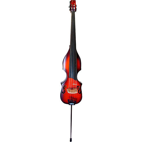 BSX Bass Allegro 5-String Acoustic-Electric Upright Bass-thumbnail