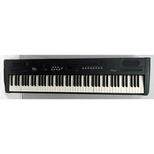 williams allegro 88 key digital piano manual