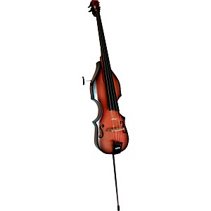 BSX Bass Allegro Acoustic-Electric Upright Bass by BSX Bass