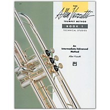 Alfred Allen Vizzutti Trumpet Method Book 1 Technical Studies
