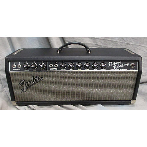 used fender allesandro modded deluxe reverb tube guitar amp head guitar center. Black Bedroom Furniture Sets. Home Design Ideas