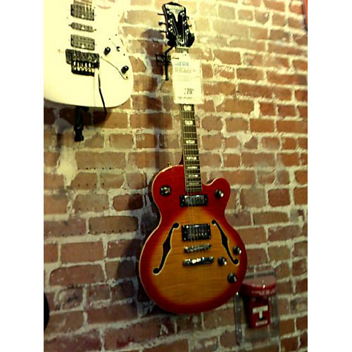 Epiphone Alley Kat Hollow Body Electric Guitar-thumbnail