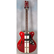 Duesenberg USA Alliance Series Mike Campbell II Hollow Body Electric Guitar