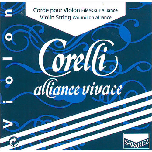 Corelli Alliance Vivace Violin G String 4/4 Size Medium Loop End