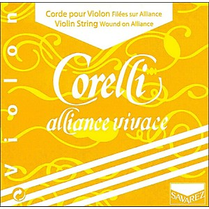 Corelli Alliance Vivace Violin String Set by Corelli