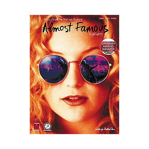 Cherry Lane Almost Famous - Movie Highlights Guitar Tab Songbook-thumbnail