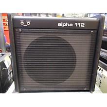 Sunn Alpha 112 Guitar Combo Amp