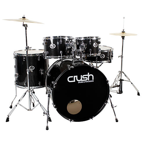 Crush Drums & Percussion Alpha 5-Piece Drum Set with Cymbals