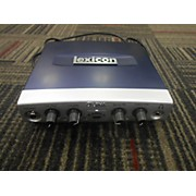 Lexicon Alpha Audio Interface
