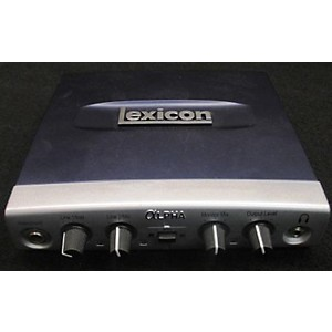 Pre-owned Lexicon Alpha Audio Interface by Lexicon