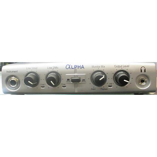 Lexicon Alpha Audio Interface