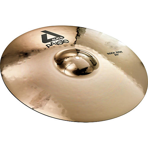 Paiste Alpha Brilliant Rock Ride Cymbal 24 in.
