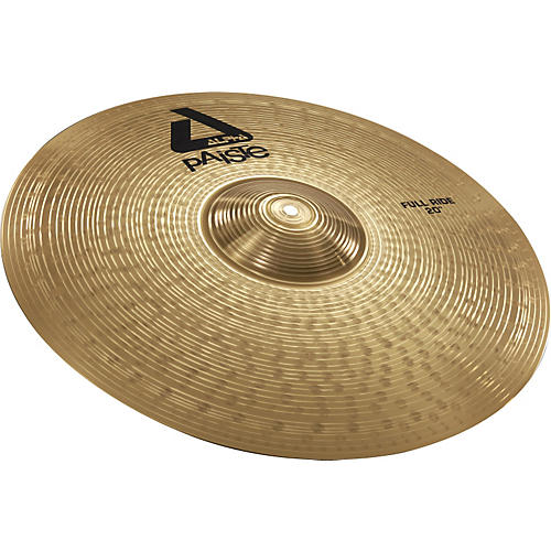 Paiste Alpha Full Ride Cymbal
