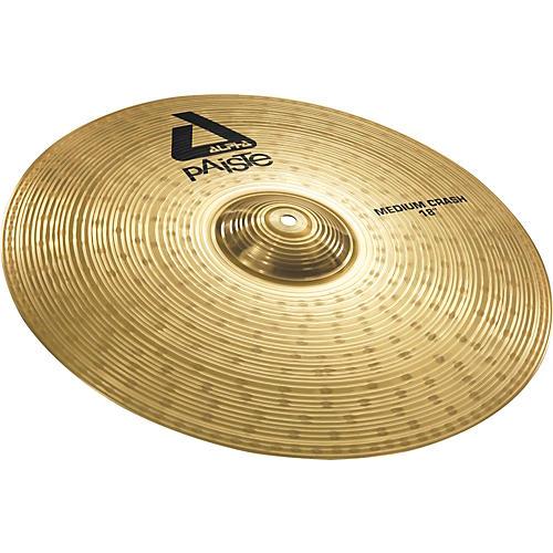 Paiste Alpha Medium Crash Cymbal