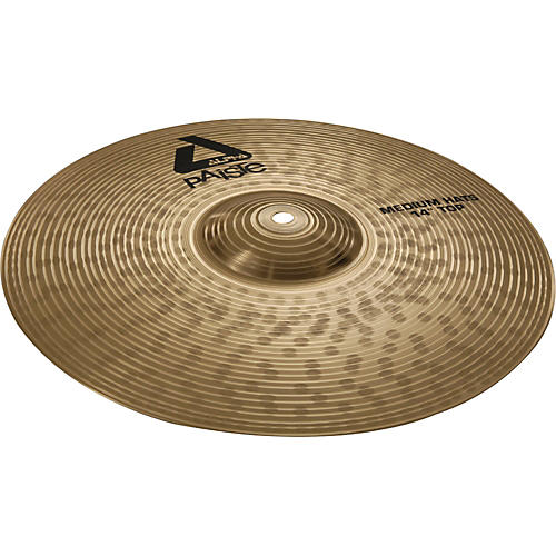 Paiste Alpha Medium Hi-Hat Cymbal Top