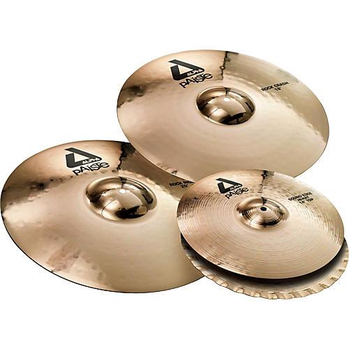 Paiste Alpha Rock Cymbal Pack