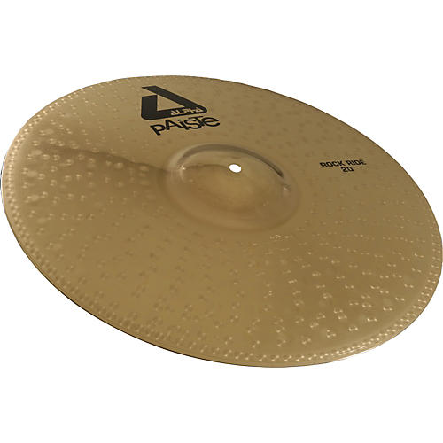 Paiste Alpha Rock Ride Cymbal 20 in.