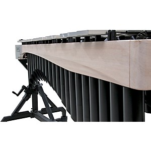 Adams Alpha Series 3.0 Octave Vibraphone, Silver Bars Motor Traveler Frame ... by Adams