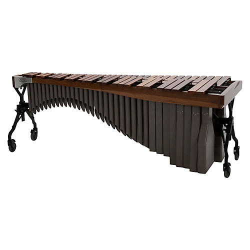 Adams Alpha Series 4.3 Octave Rosewood Marimba with Walnut Rails-thumbnail