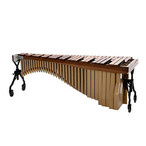 Adams Alpha Series 5.0 Octave Rosewood Marimba with Walnut Rails-thumbnail