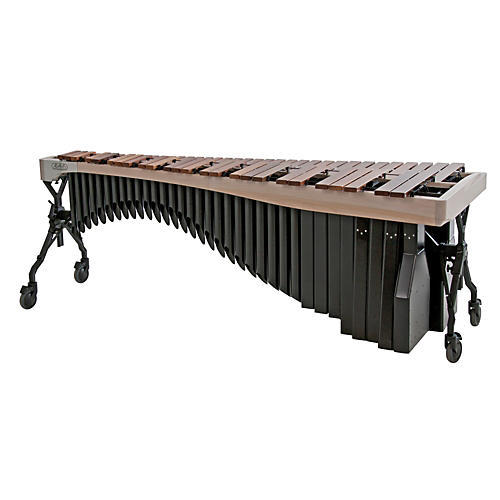 Adams Alpha Series 5.0 Octave Rosewood Marimba with White Wash Rails-thumbnail