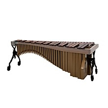 Adams Alpha Series 5.0 Octave Rosewood Marimba with White Wash Rails