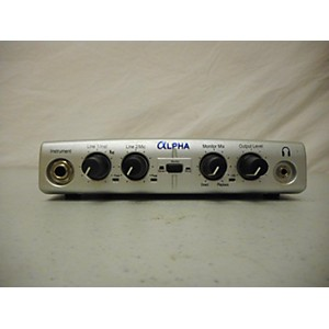 Pre-owned Lexicon Alpha V Audio Interface by Lexicon