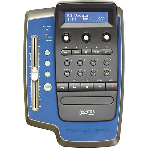 Frontier Design Group AlphaTrack DAW Controller-thumbnail
