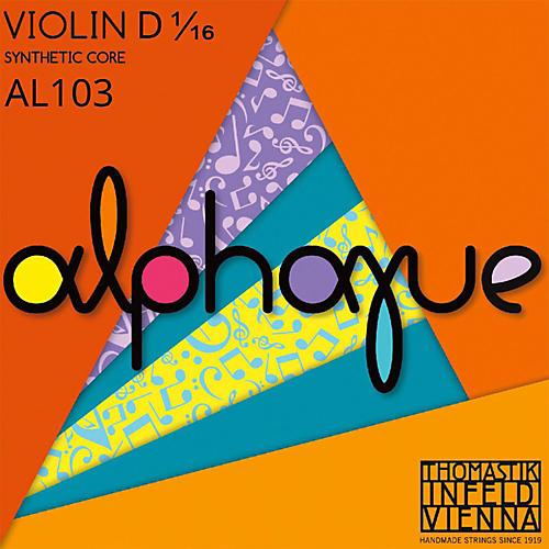 Thomastik Alphayue Series Violin D String-thumbnail