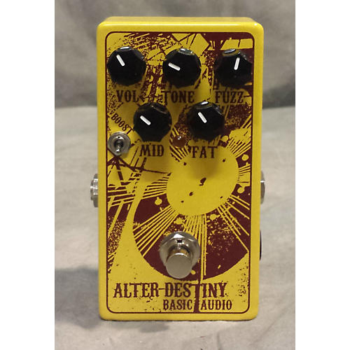 Basic Audio Alter Destiny Effect Pedal