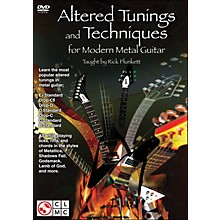 Cherry Lane Altered Tunings And Techniques for Modern Metal Guitar (Dvd)