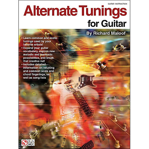 Cherry Lane Alternate Tunings for Guitar-thumbnail