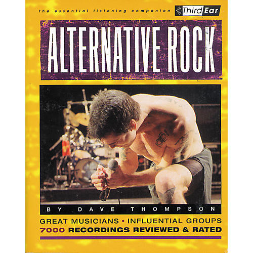 Miller Freeman Alternative Rock Reference Book-thumbnail