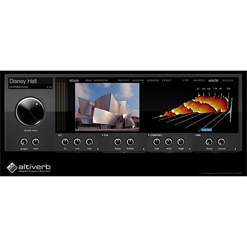 Audio Ease Altiverb 7 Regular Software Download