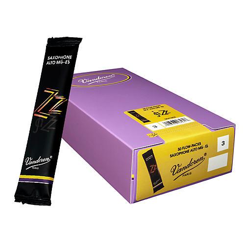 Vandoren Alto Sax ZZ Reed Box of 50 2 Box of 50