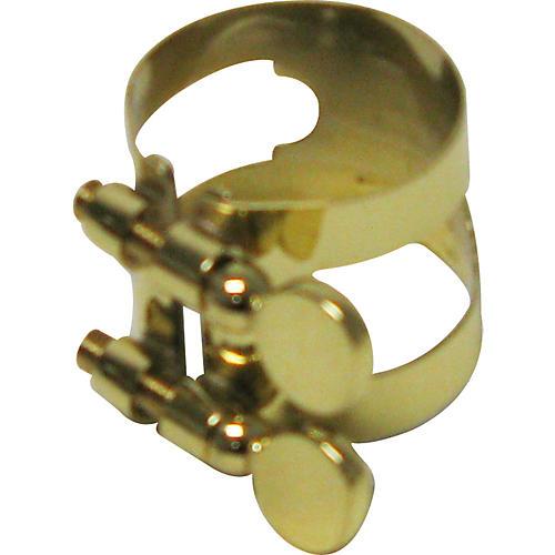 Bonade Alto Saxophone Ligature Alto Sax - Brass - Regular