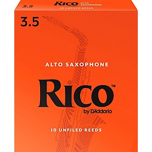 Rico Alto Saxophone Reeds, Box of 10 by Rico